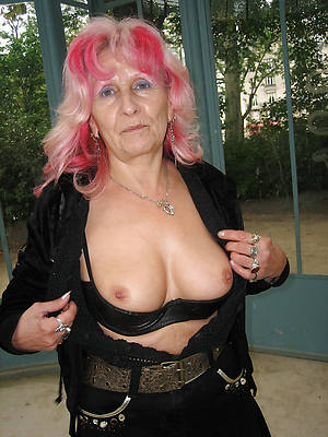 sweet 60 year old stripped women pics