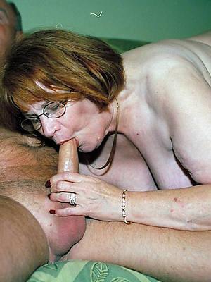 XXX mature blowjobs