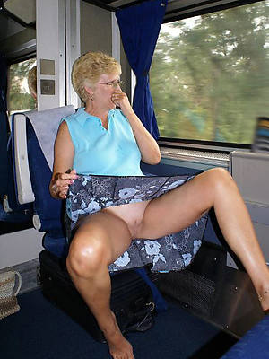 horny old women upskirt