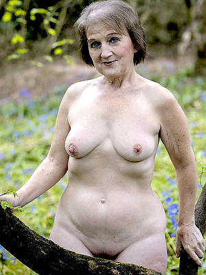 nude 60 excellence old women