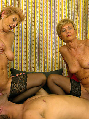 cruel mature amateur threesome pics