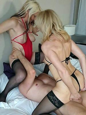 horny of age bi threesome pics