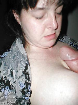 unorthodox amature big tit mature blow job