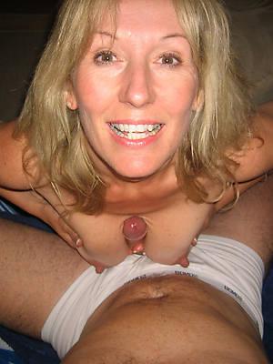 horny big tit mature blow bustle photos