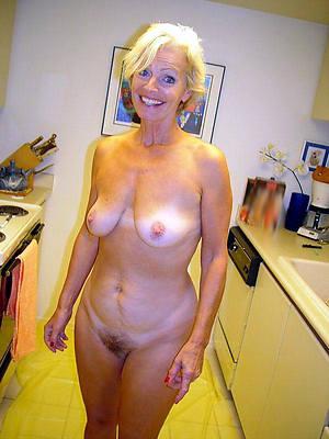 dirty milf mature blonde nude pics