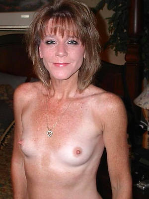 elegant sexy old small tits