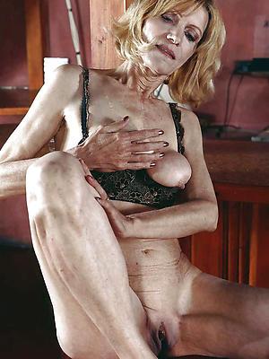 beautiful mature skinny pics