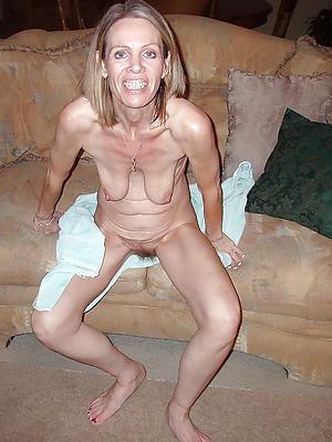 slutty anorectic nude mature