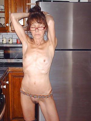 nasty skinny mature naked
