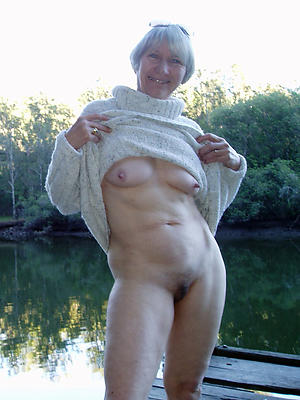 wonderful mature apropos small tits