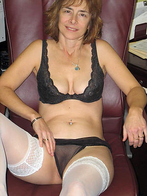 magnificent mature moms stockings