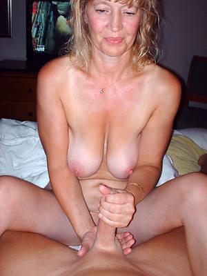 sexy mature handjobs porn