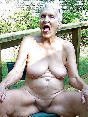 naked mature women over 60 porn