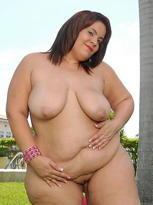 beautiful mature bbws nude pictures