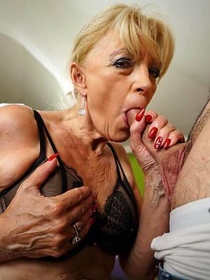 beautiful aged sweeping blowjob pics