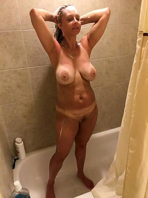 sex-crazed mature women in the shower pics