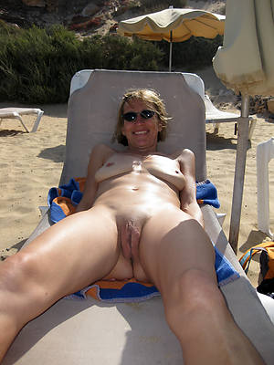 really mature on nude careen pics