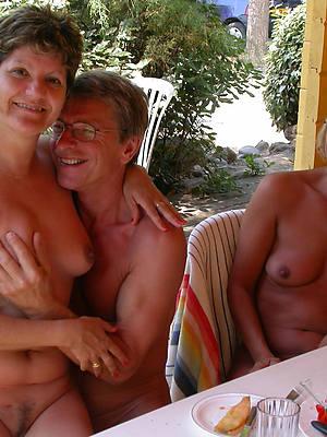 naughty mature slut threesome