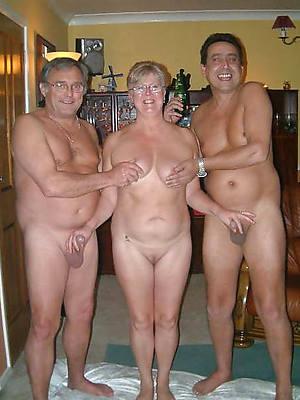 mature woman threesome homemade pics