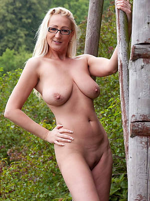 really empty mature women in glasses homemade pics