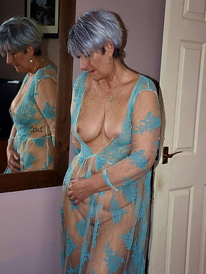 XXX full-grown milf 60 homemade pics