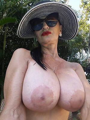 free pics of mature big tit orgy