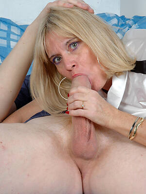 sexy age-old matured handjob pics