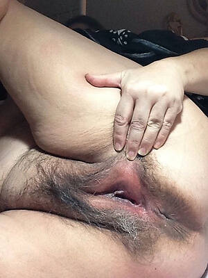 beautiful mature little pussy acclimate to up