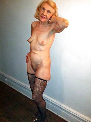 elegant mature granny women photo