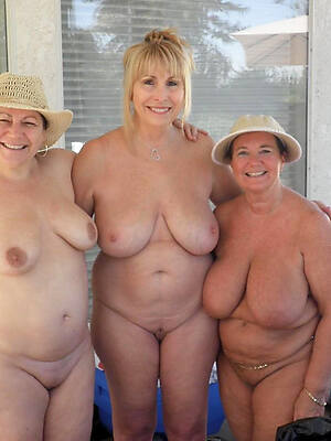 petite 50 pedigree old naked women