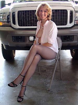 beautiful mature wife pantyhose photo