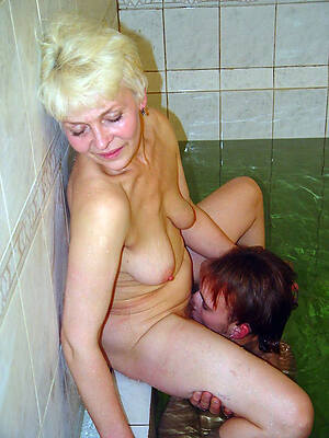 unveil pics be expeditious for sexy mature admass attrition pussy