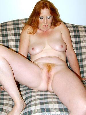 aged redhead pussy pics