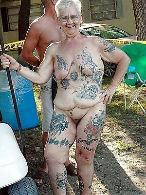 free hd tattoos on old nude women