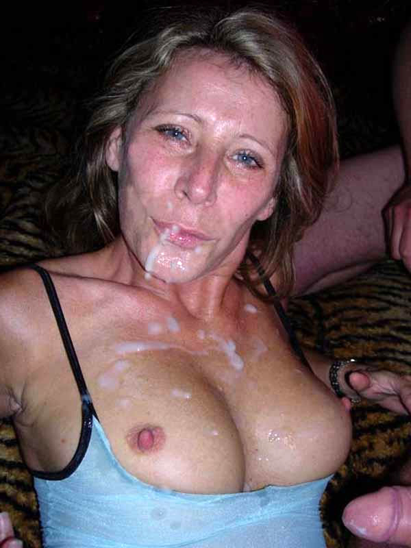 Amateur Homemade Wife Facial