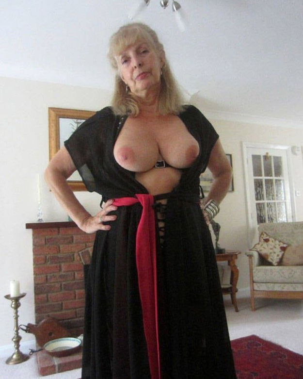 Naked old sixty year women Husband Let